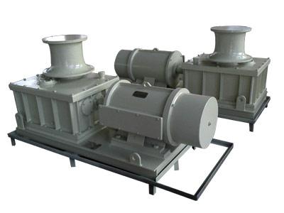 1-20t electric capstan