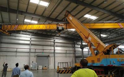 Case - Aicrane Heavy Machinery-China overhead crane, gantry crane