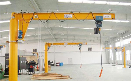 floor-mounted-jib-crane