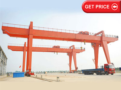 20-ton-electric-double-girder-gantry-crane-for-construction