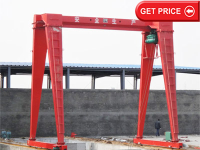 3-ton-electric-hoist-double-girder-gantry-crane