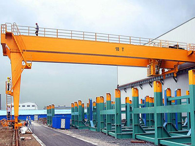 BMG-Double-Girder-Semi-Gantry-Crane