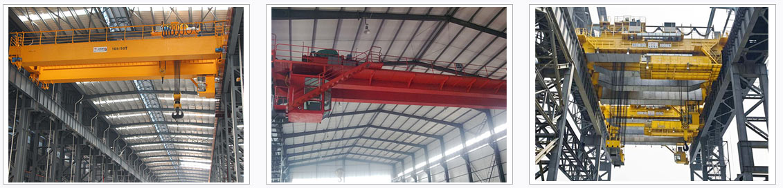 double-girder-overhead-crane-for-trolley