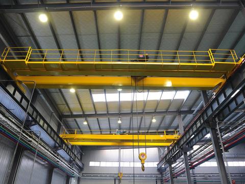 double girder overhead crane indonesia