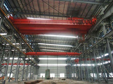 double girder overhead crane uae