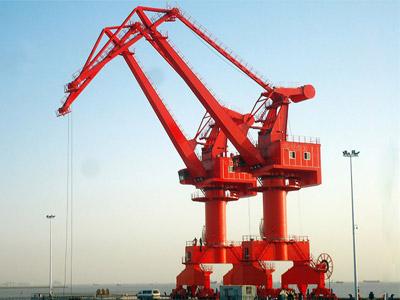 double-jib-portal-crane-for-sale