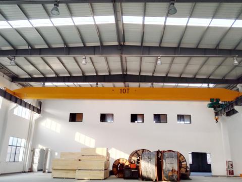 electric overhead bridge crane Pakistan
