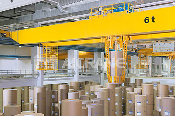 overhead-crane-for-papaer-making