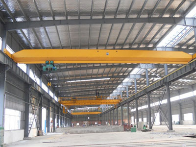 single-girder-electric-overhead-crane