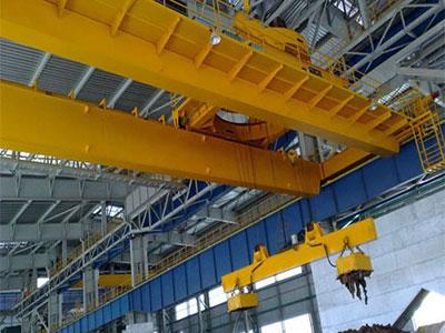 QC-Electromagnetic-Overhead-Crane