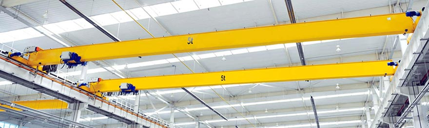 Single Girder Overhead Crane - Aicrane Heavy Machinery-China