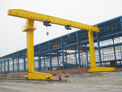 l-shape-single-girder-gantry-crane-for-sale