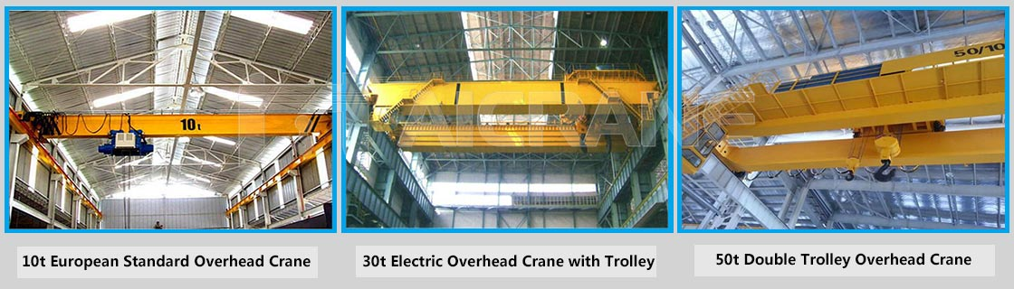 overhead crane have been shipped in SA