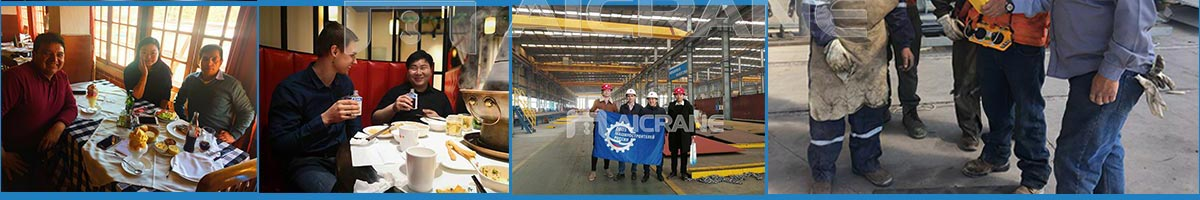 Factory price gantry crane supplier