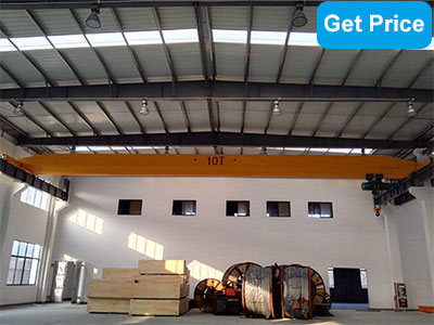 10ton bridge crane for sale