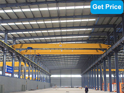 15ton bridge crane