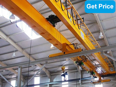 25ton double girder bridge crane