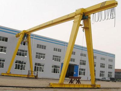 5 ton hoist gantry crane