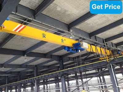 5 ton bridge crane