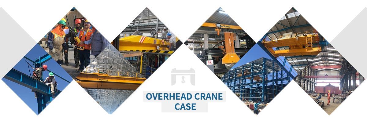 single and double girder overhead crane
