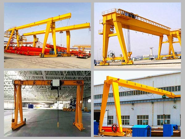 overhead gantry crane supplier