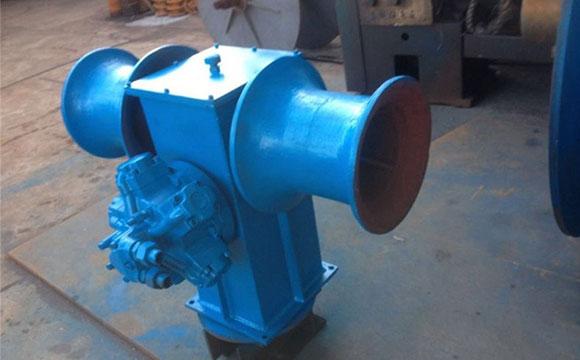 hydraulic-capstan