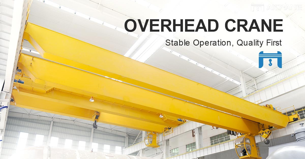 overhead bridge crane supplier