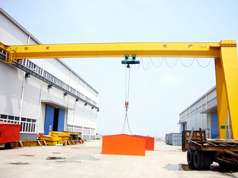 semi-gantry-crane-price