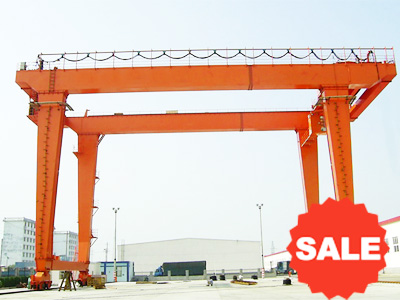 Container-Rail-Mounted-Gantry-Crane