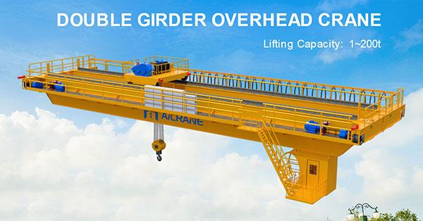 double-girder-overhead-crane-supplier