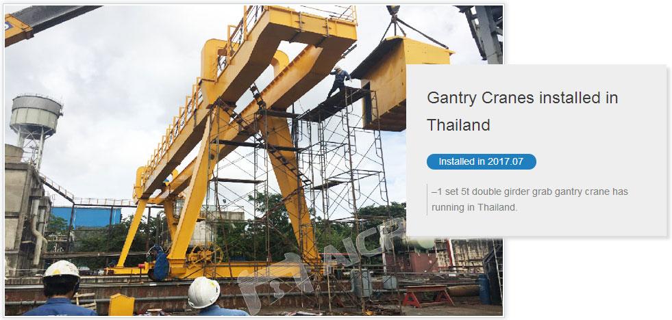 gantry-crane-installed-in-Thailand