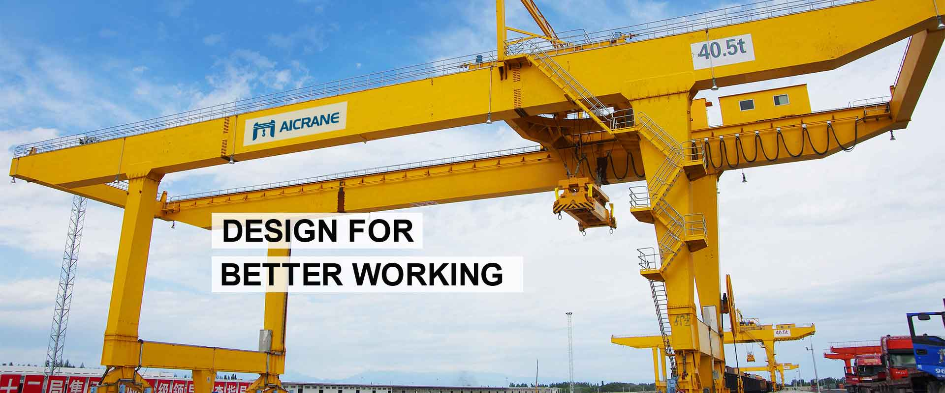 aicrane gantry crane supplier