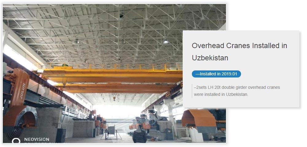 overhead-crane-in-Uzberkistan