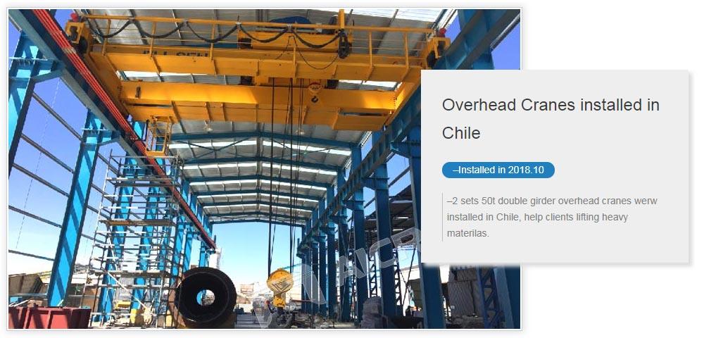 overhead-crane-in-chile