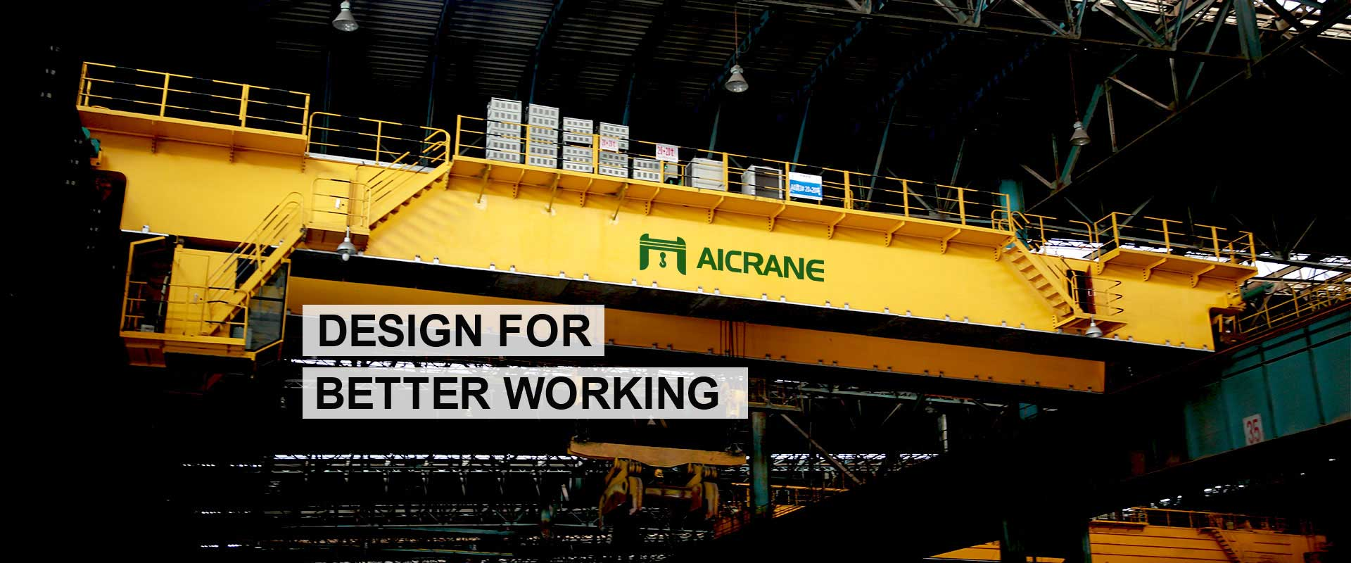 aicrane ovberhead crane supplier