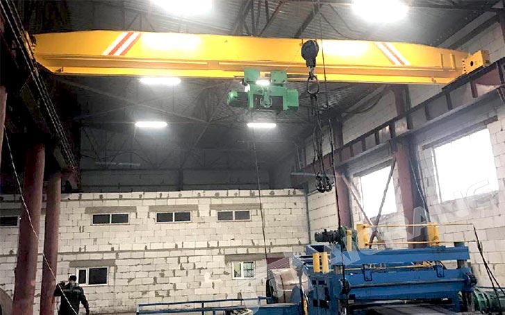 overhead-cranes--installed--in-Kazakhstan