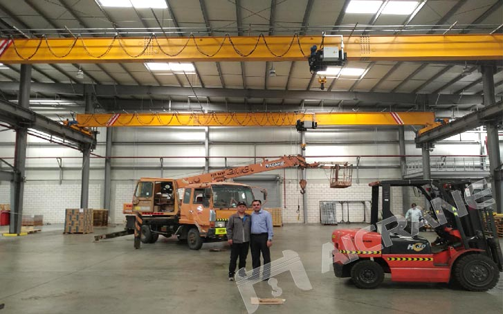 overhead-cranes--installed--in-Saudi-Arabia