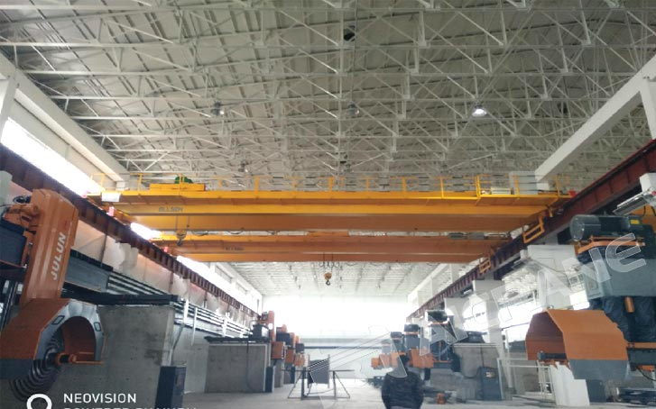 overhead-cranes--installed--in-Uzbekistan