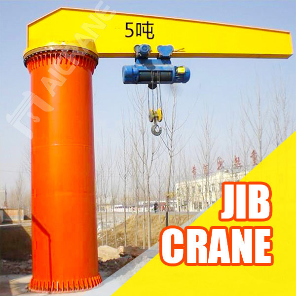 5 ton jib crane supplier