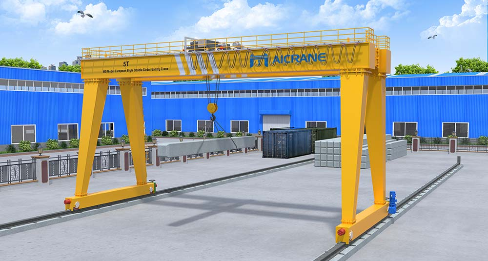 aicrane-european-gantry-crane-UAE