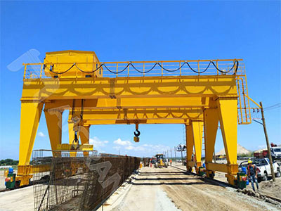 double girder gantry crane price