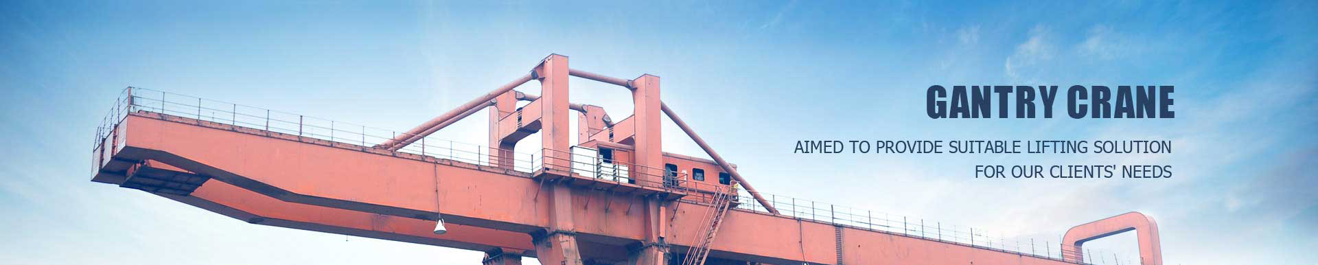 china gantry crane supplier