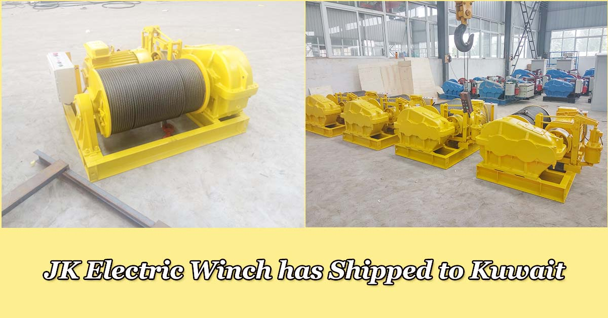 2ton electric winch for sale