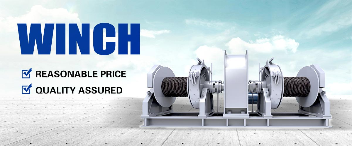 anchor winch manufacturer