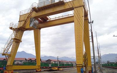 60ton-double-girder-gantry-crane-installed-in-Malaysia