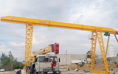10ton-single-girder-gantry-crane-manufacturer