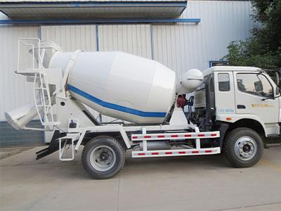 3m3-used-concrete-mixer-truck